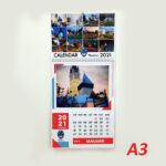 Calendar A3 - 12 file