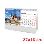 Calendar birou - 12 file